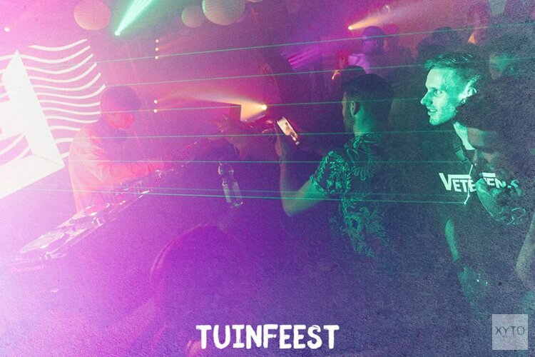 Tuinfeest · Midwinter