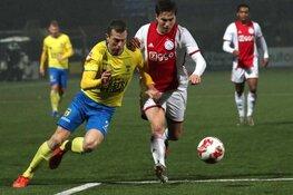 Jong Ajax maakt competitie weer spannend met winst op koploper SC Cambuur