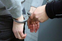 Man aangehouden voor ruim 1000 dagen gevangenisstraf