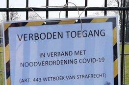 Gemeente Leeuwarden sluit vier locaties voor Paasweekend