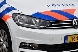 Politie lost waarschuwingschot bij aanhouding