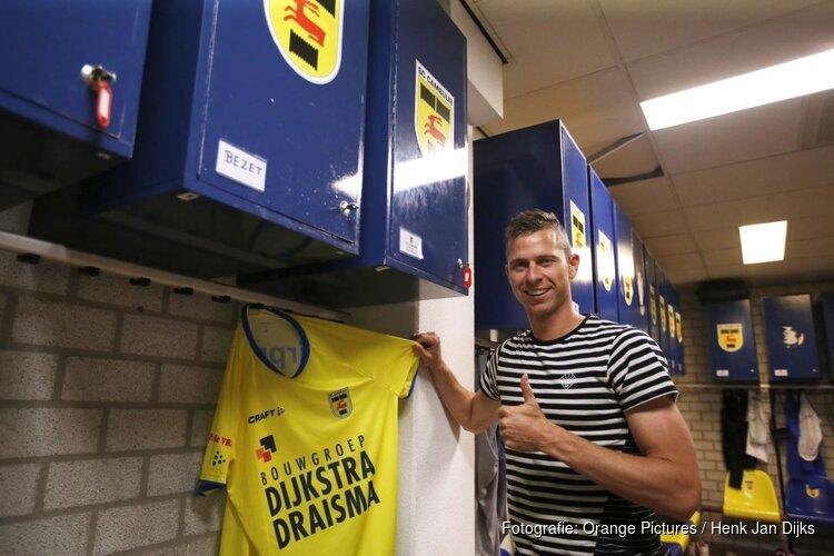 SC Cambuur houdt topscorer Mühren binnen