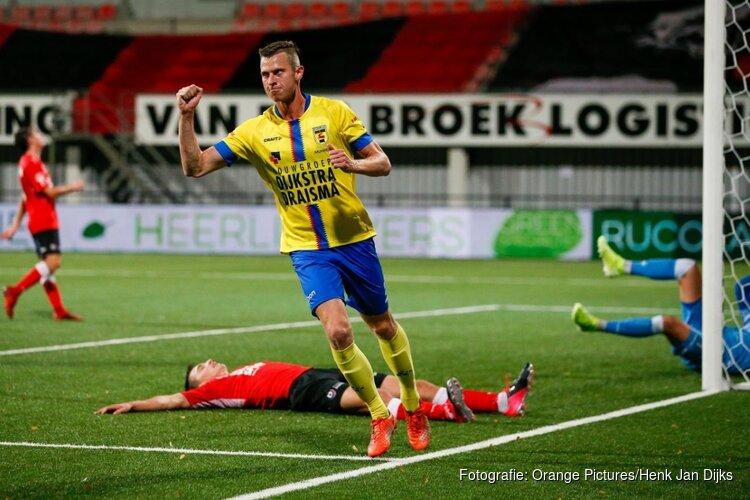 SC Cambuur haalt na rust uit in Helmond